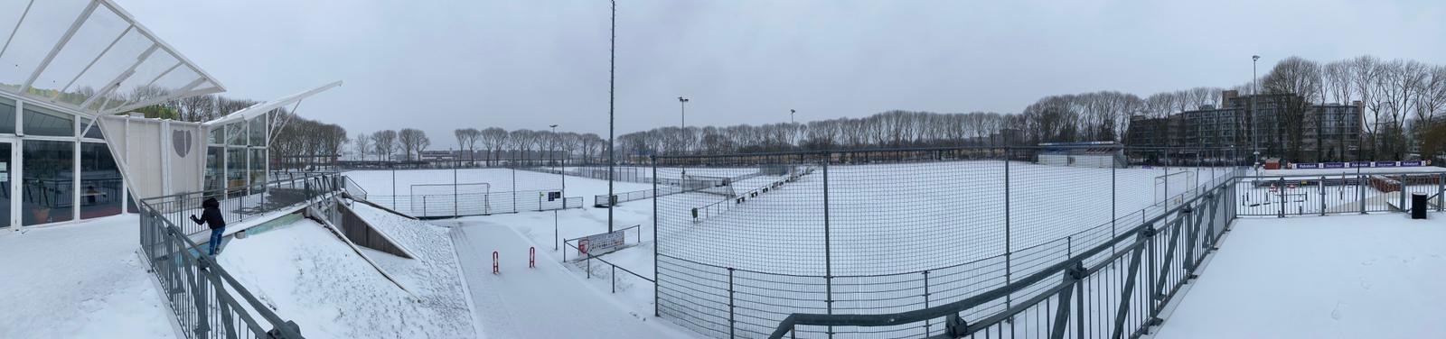 Wegens (winter)omstandigheden gesloten...